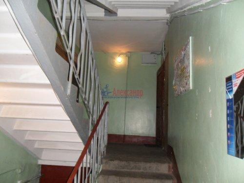1-комнатная квартира (31м2) на продажу по адресу Карпинского ул., 38— фото 11 из 13