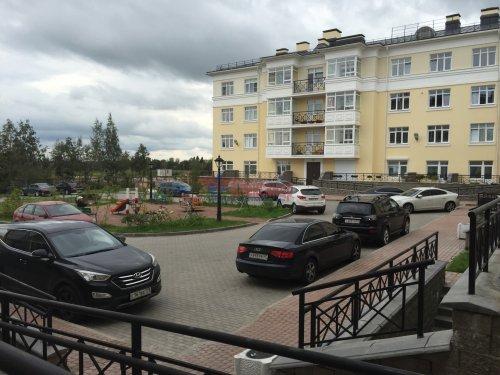 2-комнатная квартира (82м2) на продажу по адресу Пушкин г., Анциферовская (Гуммолосары) ул., 12— фото 11 из 16
