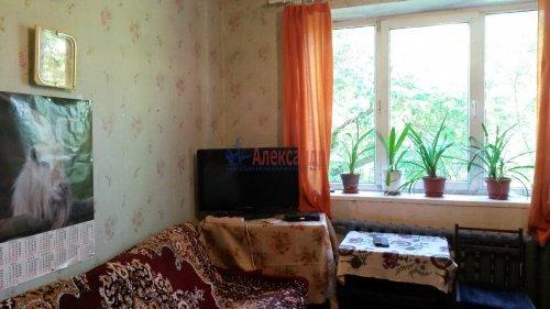 3-комнатная квартира (53м2) на продажу по адресу Верево ст., Железнодорожная ул., 16— фото 8 из 22