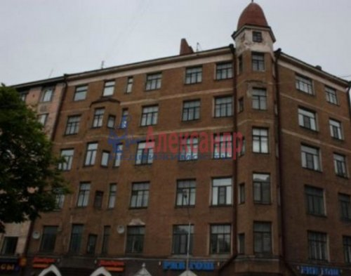 1-комнатная квартира (50м2) на продажу по адресу Выборг г., Северная ул., 12— фото 1 из 8
