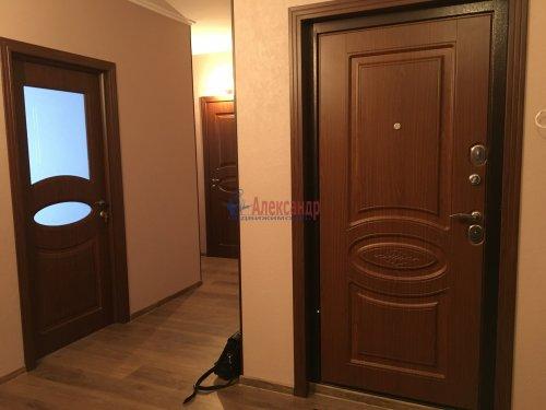 3-комнатная квартира (86м2) на продажу по адресу Пулковское шос., 38— фото 7 из 25
