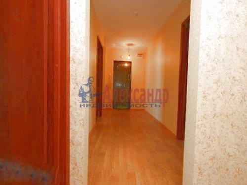 3-комнатная квартира (82м2) на продажу по адресу Шушары пос., Ленсоветовский тер., 25— фото 2 из 15