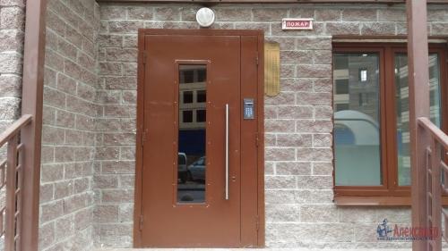 1-комнатная квартира (37м2) на продажу по адресу Мурино пос., Новая ул., 7— фото 5 из 19