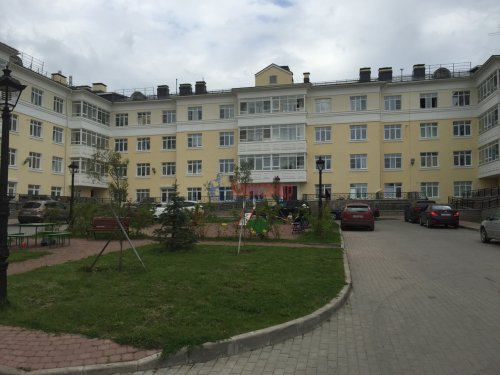 2-комнатная квартира (82м2) на продажу по адресу Пушкин г., Анциферовская (Гуммолосары) ул., 12— фото 12 из 16