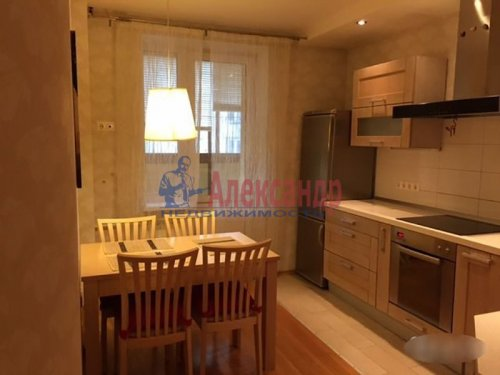 2-комнатная квартира (72м2) на продажу по адресу Науки пр., 63— фото 13 из 18