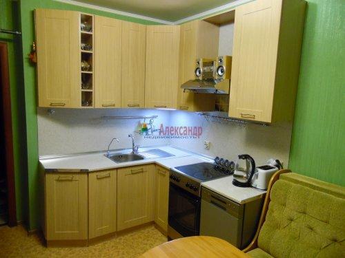 1-комнатная квартира (41м2) на продажу по адресу Космонавтов просп., 61— фото 6 из 10