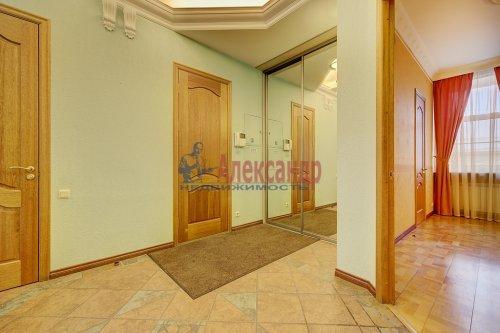 3-комнатная квартира (96м2) на продажу по адресу Краснопутиловская ул., 13— фото 6 из 14