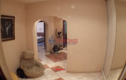 3-комнатная квартира (120м2) на продажу по адресу Фаворского ул., 15— фото 3 из 15