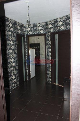 2-комнатная квартира (58м2) на продажу по адресу Шушары пос., Новгородский просп., 10— фото 11 из 16