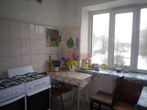 Комната в 5-комнатной квартире (71м2) на продажу по адресу Колпино г., Загородная ул., 48— фото 2 из 2