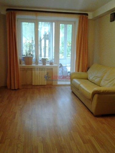 2-комнатная квартира (45м2) на продажу по адресу Юрия Гагарина просп., 20— фото 1 из 11