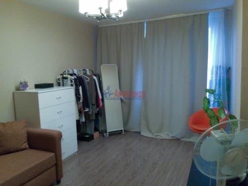 1-комнатная квартира (37м2) на продажу по адресу Парголово пос., Федора Абрамова ул., 18— фото 9 из 15
