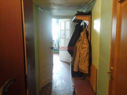 Комната в 3-комнатной квартире (75м2) на продажу по адресу Кузьмоловский пгт., Ленинградское шос., 14— фото 8 из 15