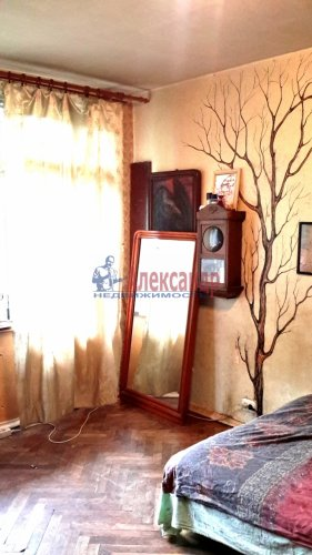 2-комнатная квартира (44м2) на продажу по адресу Белградская ул., 26— фото 3 из 6