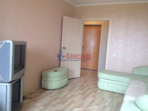 1-комнатная квартира (38м2) на продажу по адресу Бугры пос., Школьная ул., 11— фото 7 из 7