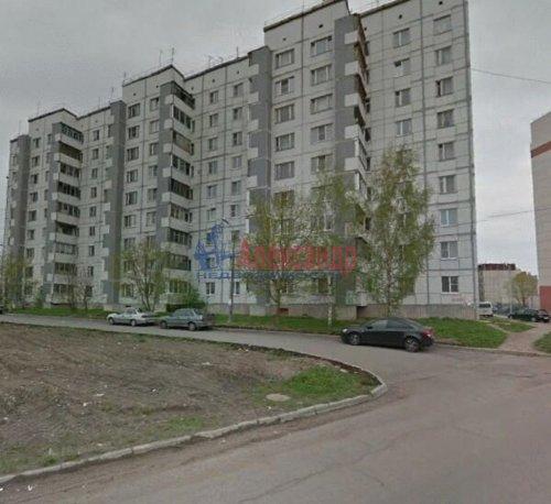 1-комнатная квартира (43м2) на продажу по адресу Коммунар г., Павловская ул., 3— фото 1 из 1