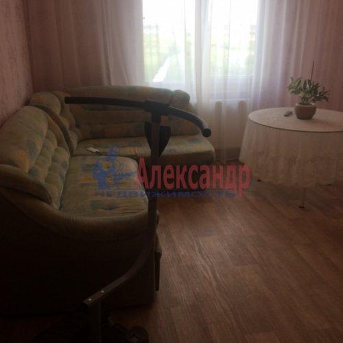 1-комнатная квартира (51м2) на продажу по адресу Бугры пос., Полевая ул., 16— фото 4 из 14