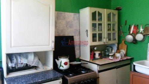 3-комнатная квартира (53м2) на продажу по адресу Верево ст., Железнодорожная ул., 16— фото 13 из 22