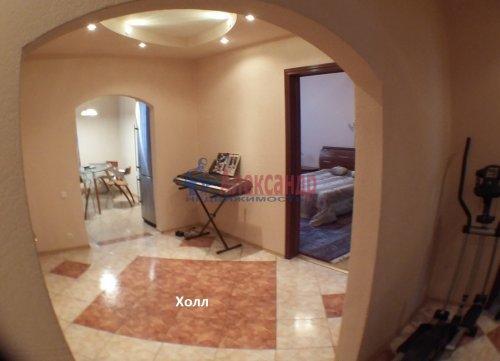 3-комнатная квартира (120м2) на продажу по адресу Фаворского ул., 15— фото 4 из 15