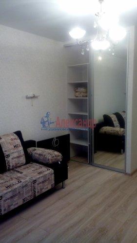 1-комнатная квартира (40м2) на продажу по адресу Обуховской Обороны пр., 110— фото 3 из 6