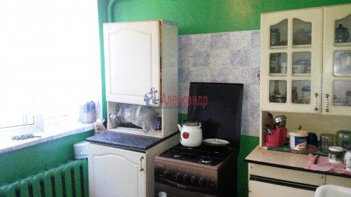 3-комнатная квартира (53м2) на продажу по адресу Верево ст., Железнодорожная ул., 16— фото 14 из 22