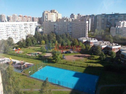 3-комнатная квартира (80м2) на продажу по адресу Авиаконструкторов пр., 39— фото 16 из 19