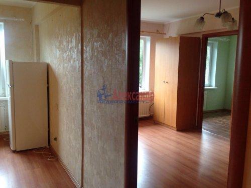 2-комнатная квартира (46м2) на продажу по адресу Северный пр., 91— фото 11 из 14