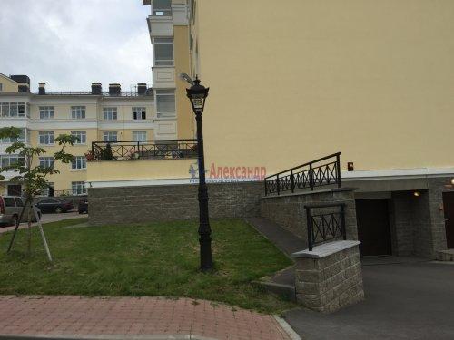 2-комнатная квартира (82м2) на продажу по адресу Пушкин г., Анциферовская (Гуммолосары) ул., 12— фото 14 из 16