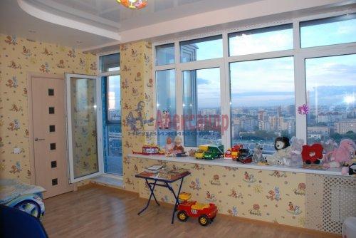 3-комнатная квартира (93м2) на продажу по адресу Народного Ополчения пр., 10— фото 9 из 24