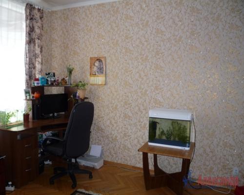 3-комнатная квартира (85м2) на продажу по адресу Сертолово г., Ларина ул., 6— фото 5 из 12