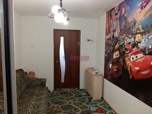 2 комнаты в 3-комнатной квартире (58м2) на продажу по адресу Сертолово г., Молодцова ул., 8— фото 1 из 17