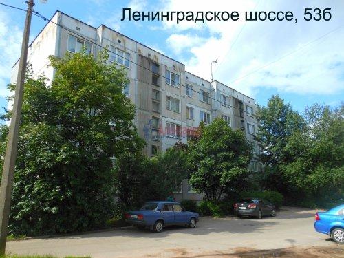 1-комнатная квартира (35м2) на продажу по адресу Выборг г., Ленинградское шос., 53б— фото 1 из 21