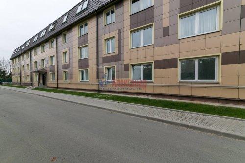 1-комнатная квартира (32м2) на продажу по адресу Мурино пос., Боровая ул., 16— фото 2 из 16