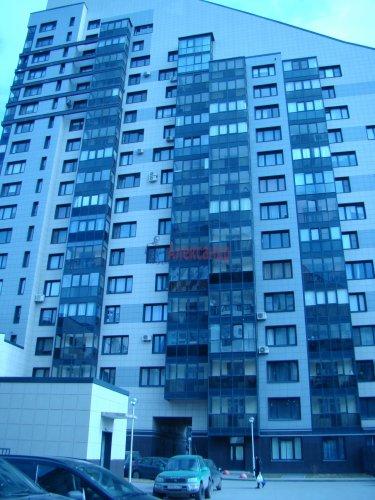 1-комнатная квартира (42м2) на продажу по адресу Петергофское шос., 45— фото 1 из 17