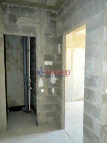 1-комнатная квартира (37м2) на продажу по адресу Маршала Блюхера пр., 9— фото 3 из 3