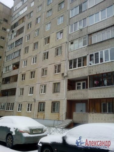 2-комнатная квартира (48м2) на продажу по адресу Металлострой пос., Полевая ул., 5— фото 4 из 14