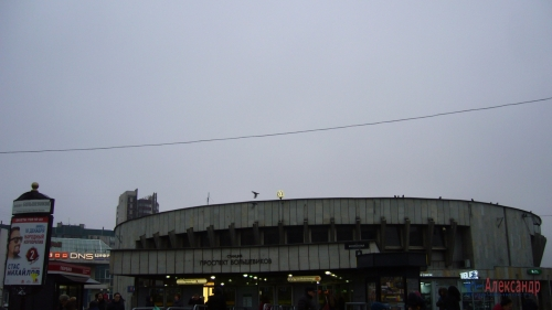 1-комнатная квартира (46м2) на продажу по адресу Искровский пр., 2— фото 1 из 25
