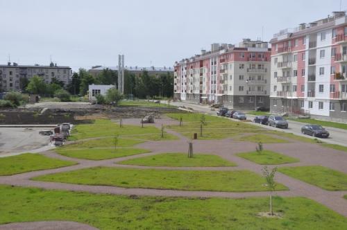 2-комнатная квартира (53м2) на продажу по адресу Петергоф г., Ропшинское шос., 3— фото 2 из 17