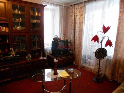 1-комнатная квартира (33м2) на продажу по адресу Красное Село г., Кингисеппское шос., 6— фото 1 из 8