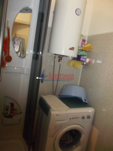 1-комнатная квартира (37м2) на продажу по адресу Всеволожск г., Добровольского пр., 18— фото 13 из 15