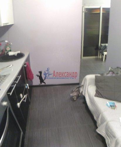 1-комнатная квартира (40м2) на продажу по адресу Мурино пос., Оборонная ул., 2— фото 16 из 21