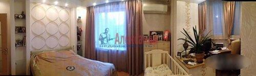 2-комнатная квартира (72м2) на продажу по адресу Науки пр., 63— фото 17 из 18