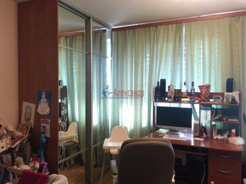 1-комнатная квартира (34м2) на продажу по адресу Энгельса пр., 129— фото 3 из 12