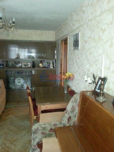 3-комнатная квартира (60м2) на продажу по адресу Полюстровский пр., 19— фото 12 из 20