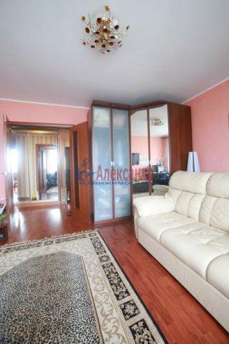 2-комнатная квартира (60м2) на продажу по адресу Гражданский пр., 116— фото 2 из 10