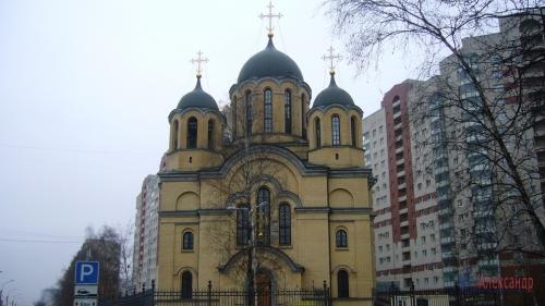 1-комнатная квартира (46м2) на продажу по адресу Искровский пр., 2— фото 2 из 13