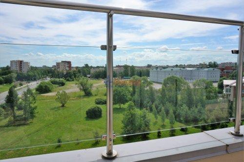 1-комнатная квартира (39м2) на продажу по адресу Пушкин г., Ленинградская ул., 46— фото 4 из 5
