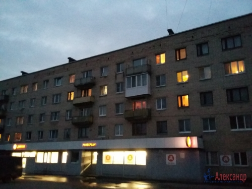 Комната в 16-комнатной квартире (380м2) на продажу по адресу Красное Село г., Гвардейская ул., 25— фото 1 из 9