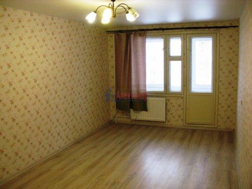 1-комнатная квартира (42м2) на продажу по адресу Шушары пос., Пушкинская ул., 26— фото 1 из 10