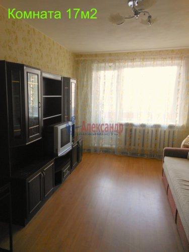 1-комнатная квартира (35м2) на продажу по адресу Выборг г., Ленинградское шос., 53б— фото 15 из 21
